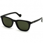 Moncler ML0118 01R Sunglasses Black